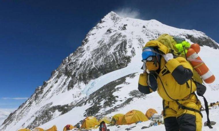 Φωτογραφία Αρχείου - Πηγή: Phurba Tenjing Sherpa/Handout via REUTERS
