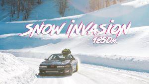 Snow Invasion | Vasilitsa 1850m