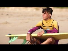 Lebanon: The Refugee Surfer
