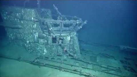 Close to Home: Exploring a German U-Boat Sunk off U.S. Coast (1940-1942) | Nautilus Live